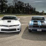 Chevrolet Camaro, seis generaciones y más de medio siglo de historia