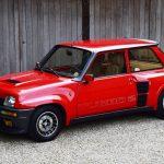 Renault 5 Turbo, un auto icónico solo para pocos afortunados